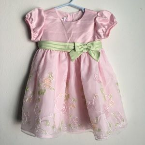 18M Toddler Girl Formal Dress